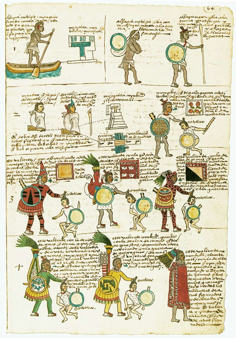 Section 2: Europeans Invade the Aztec Empire
