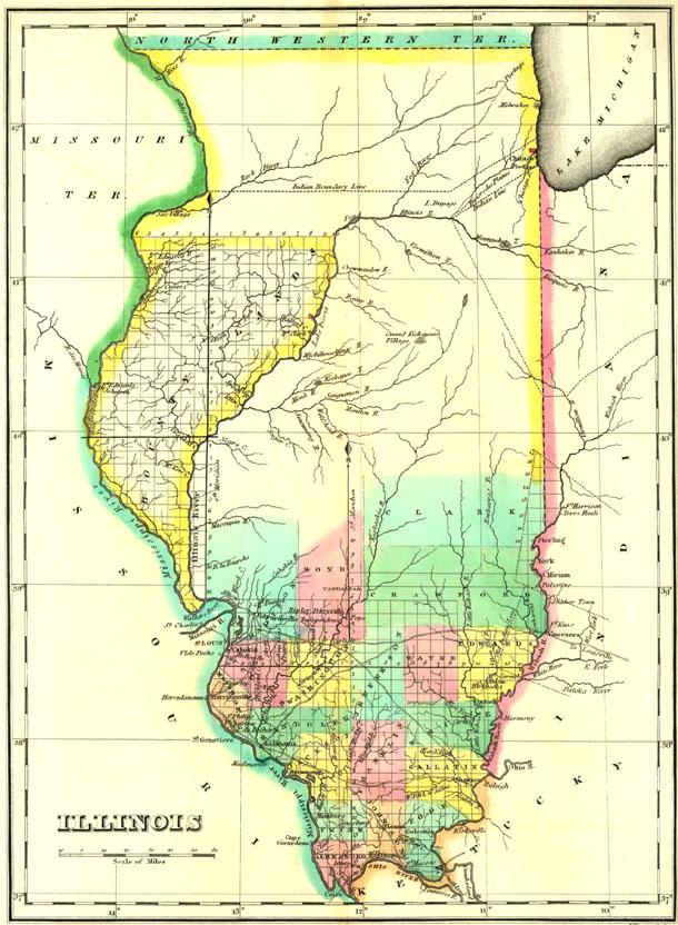 Fitzgerald  Illinois In 1822