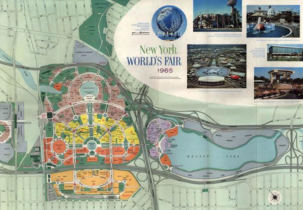 The World\'s Columbian Exposition - New York World\'s Fair 1964